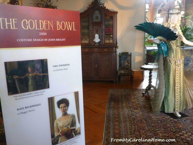 Dressed Drama Golden Bowl 1