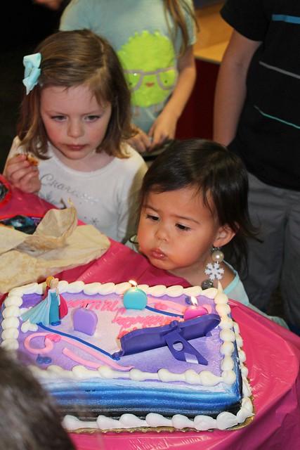 Melanie's 3rd Birthday