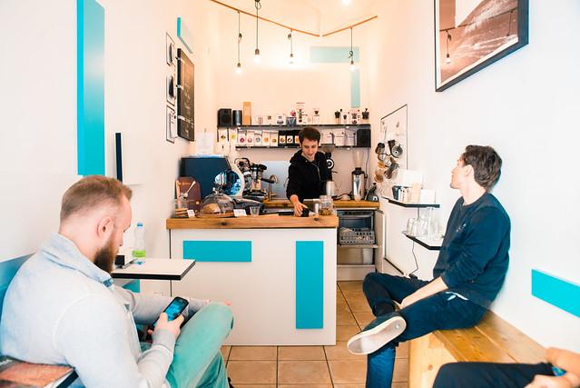 奧地利/維也納–小歸小,比賽不得了–Kaffeemodul
