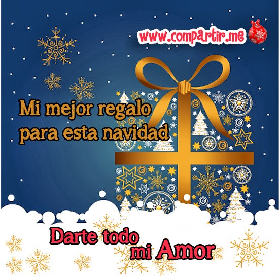 Frases De Amor Frase Del Mejor Regalo Por Navidad Para Tu Flickr