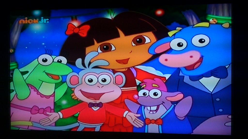Dora the Explorer Dora's Christmas Carol Adventure Special… | Flickr