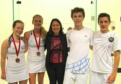 2014 Canadian Junior Doubles