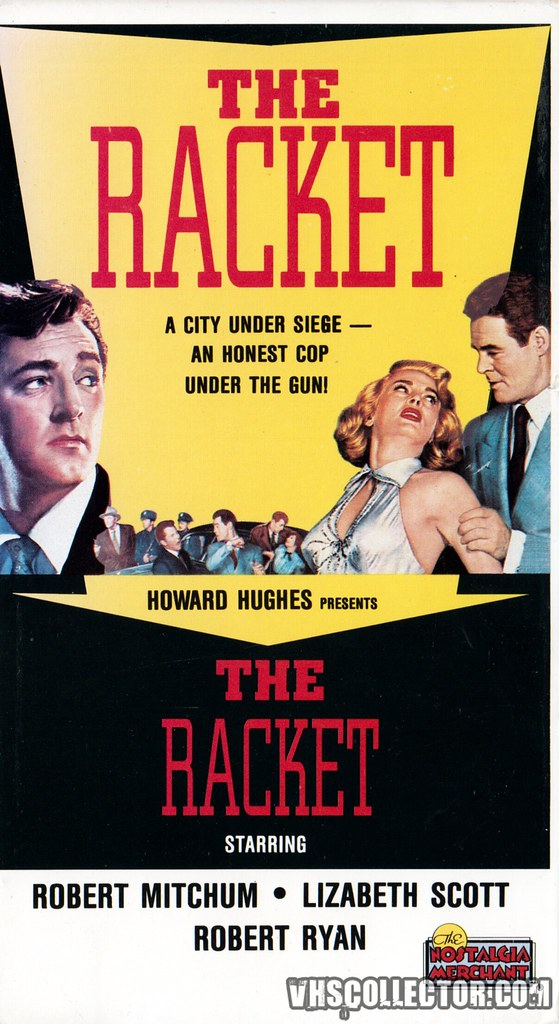 The Racket - 1951 - Poster 2