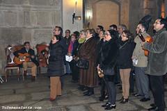 Coro Rociero canta al Nazareno