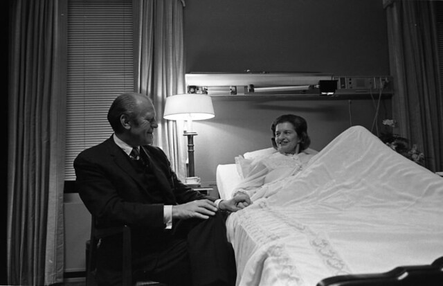 First Lady Betty Ford's Breast Cancer