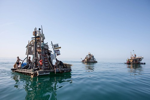 Waterworld - backstage 2