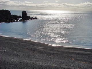 065 Strand bij Djúpalón
