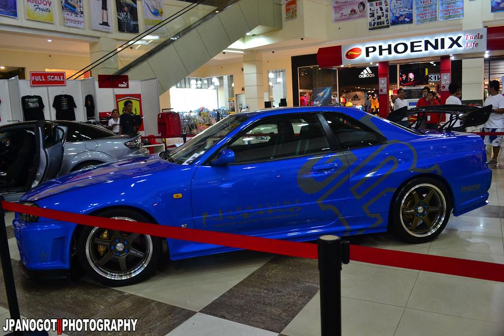 ... GenSan Auto Show 2013. Nissan Skyline GTR | By JPanogot||Photography