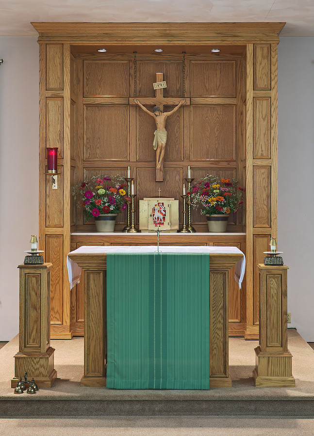 Pictures Of Roman Catholic Home Altars