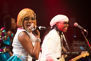 Kristy_MMF13-193 - Chic featuring Nile Rodgers | by Aunty Meredith