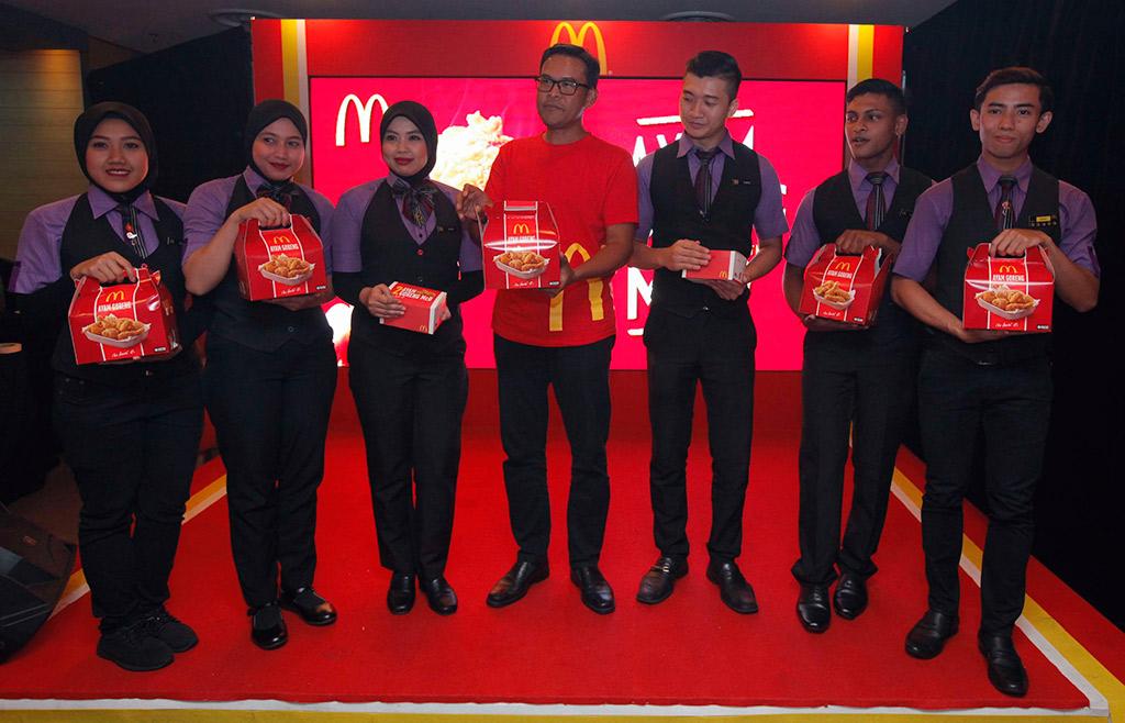McDonald's Ayam Goreng McD