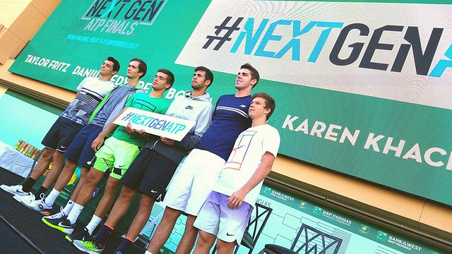 NextGen ATP players