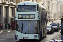 Wrightbus NRM NBFL - LTZ 1068 - LT68 - Spotify - Camden Town 88 - Go Ahead London - London 2016 - Steven Gray - IMG_4639