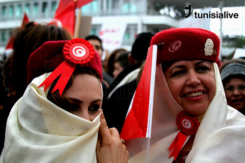 Women's Bodies the new battlefield of Tunisian Lawmakers