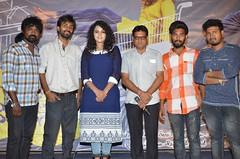 Chinni Chinni Aasalu Naalo Regene Movie Pressmeet Stills