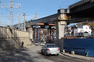 Viaduct for the 'Kurortny Prospect backup highway' through Sochi | by Marcus Wong from Geelong