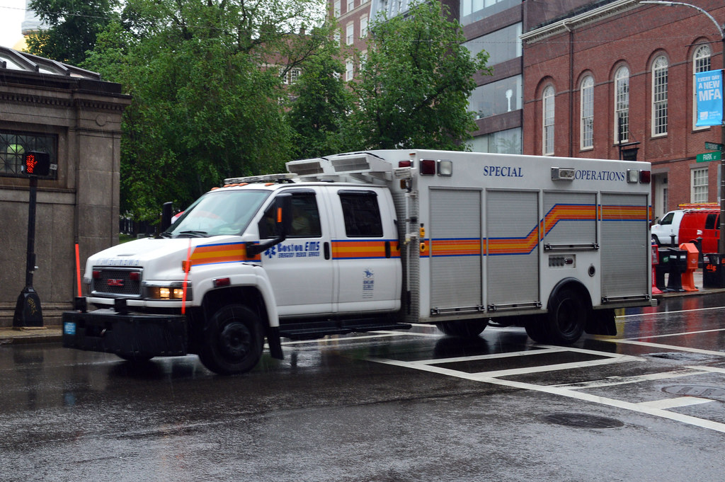 ... Boston EMS Special Operation | by cozmosis