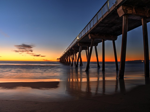 Hermosa Beach Pier, CA #flickr12days