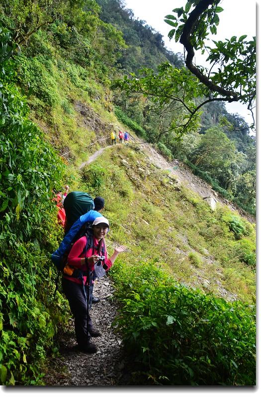 北大武山登山步道 1