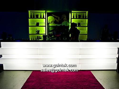 Verlichte decoratie bar balie verlichte decoratie bar bali flickr - Decoratie bar ...