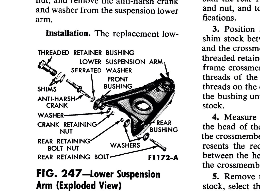 1963 Ford Galaxie Chassis Diagram Wiring Libraries 1971 Ltd Front Suspension Of 64 Wishbone Setup Flickrdiagram