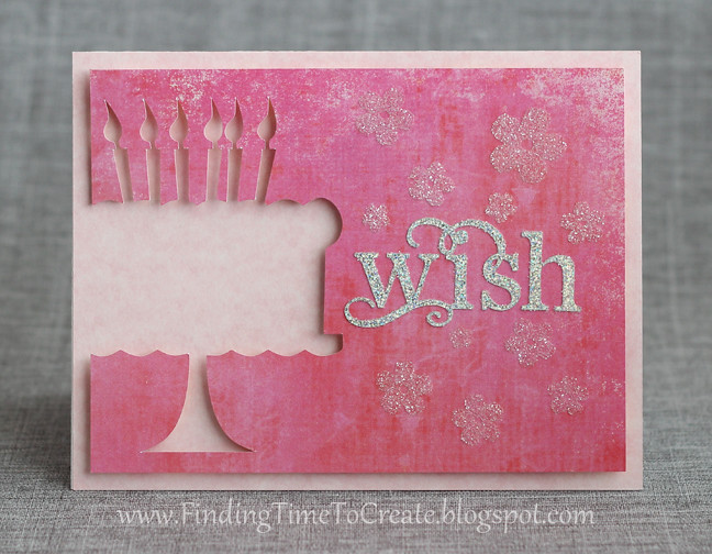 Feminine Birthday Card By Kelly Wayment Findingtimetocreat Flickr