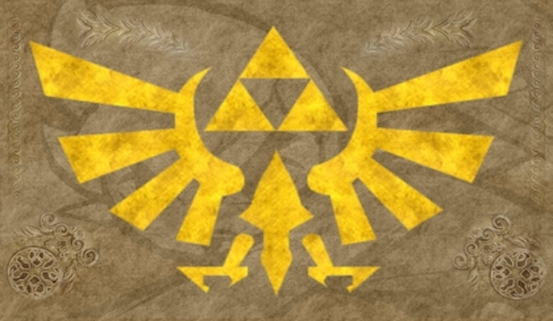 Image result for zelda triforce