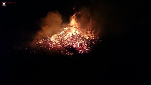 Fastnachtsfeuer
