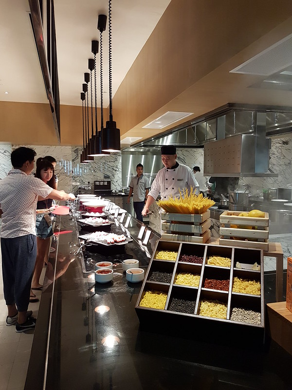 Urban Kitchen @Hilton Kota Kinabalu