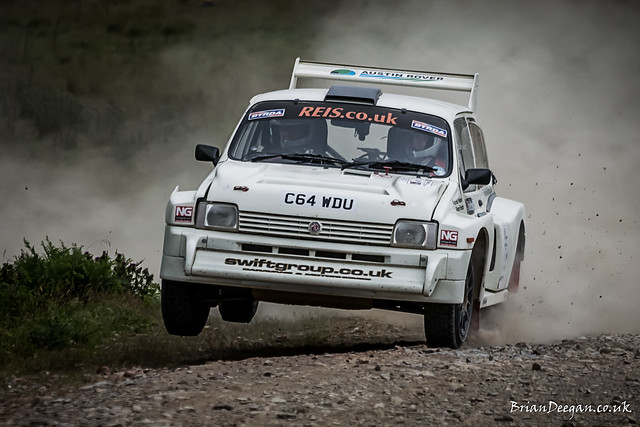 MG Metro 6R4