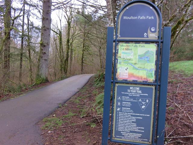 Moulton Falls Trail