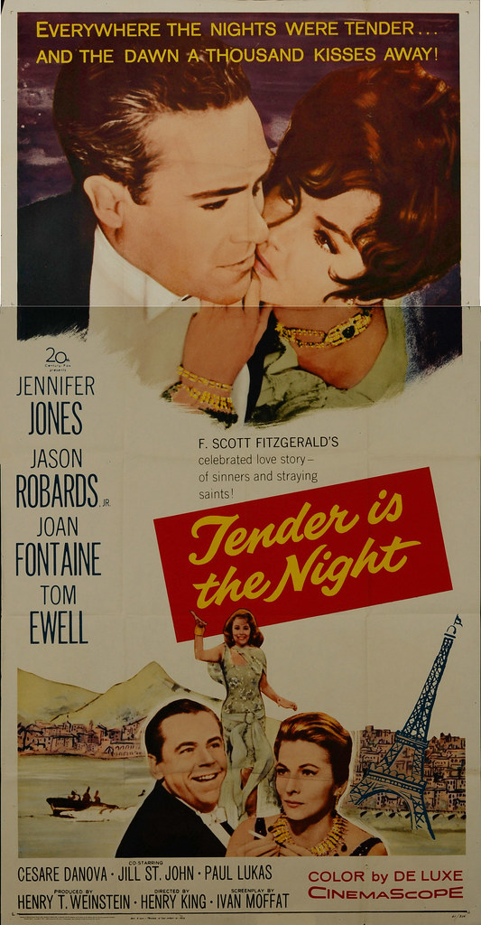 Tender Is the Night - Poster 2