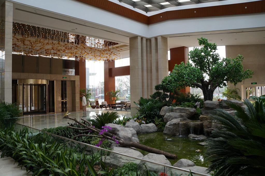 Garde Interior Design Hotel Lobby