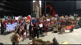 March Against Monsanto | by robkall