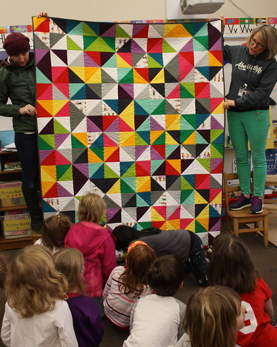 First Grade Auction Quilt