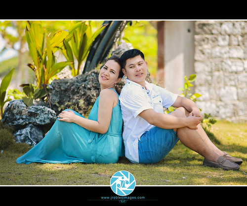 E Session │ Donna x Jerome