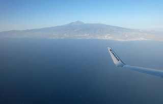 Landing at Tenerife South airport | by cinxxx