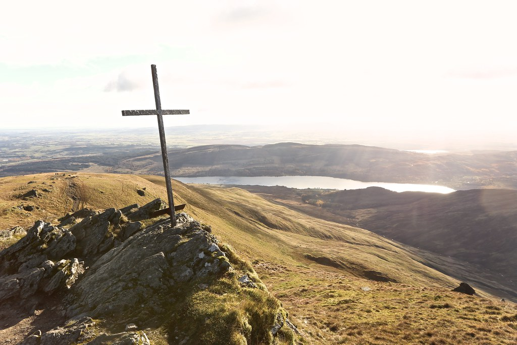 Memorial Cross, Ben Ledi