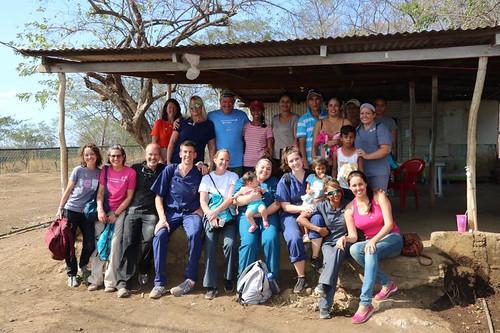 Dental Mission Trip to Nicaragua, Feb. 10-18, 2017
