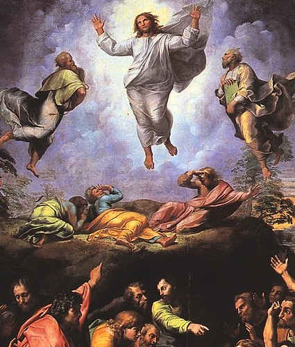 Raphael, the Transfiguraton, 1516-1520