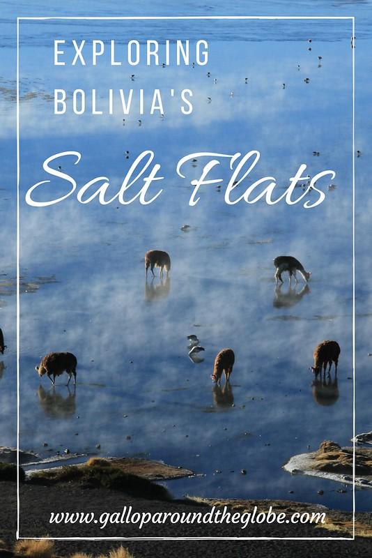Exploring Bolivia's Salt Flats