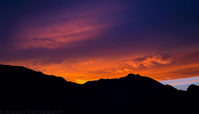 Daylight Pass Sunset