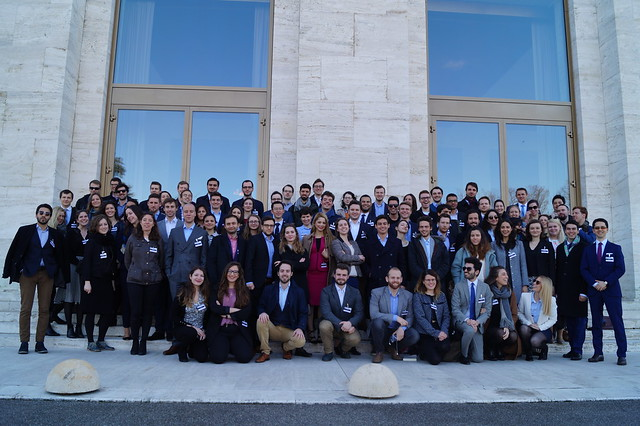 Study trip to Geneva of the Department of EU International Relations and Diplomacy Studies