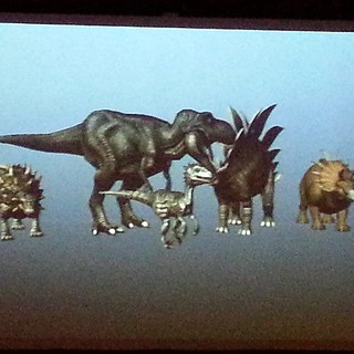 (last for now) #EQ2 #SOELive art panel - dinos! | by Cyliena