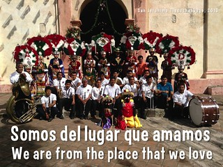 We are from the place that we love = Somos del lugar que amamos (Gracias @BnZunni ) | by planeta