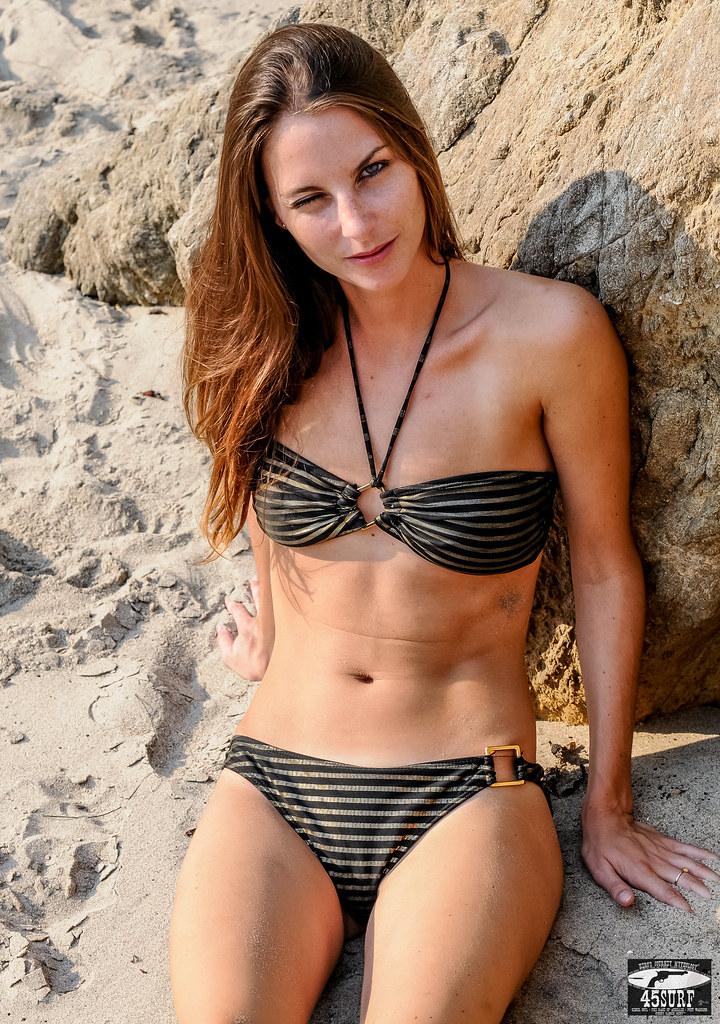 bikini model Italian