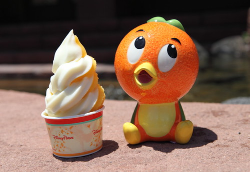 Orange Bird and Citrus Swirl | by Sam Howzit