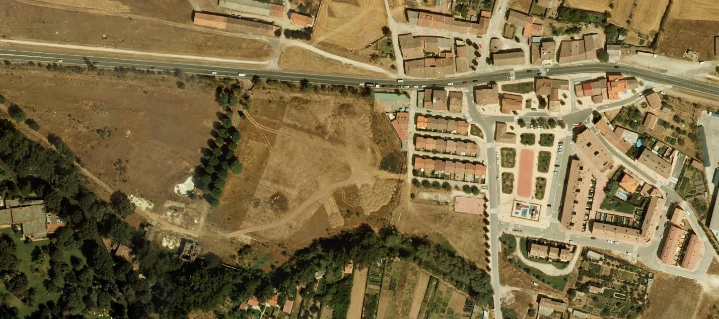 castañares, burgos, pilonguers, antes, urbanismo, planeamiento, urbano, desastre, urbanístico, construcción