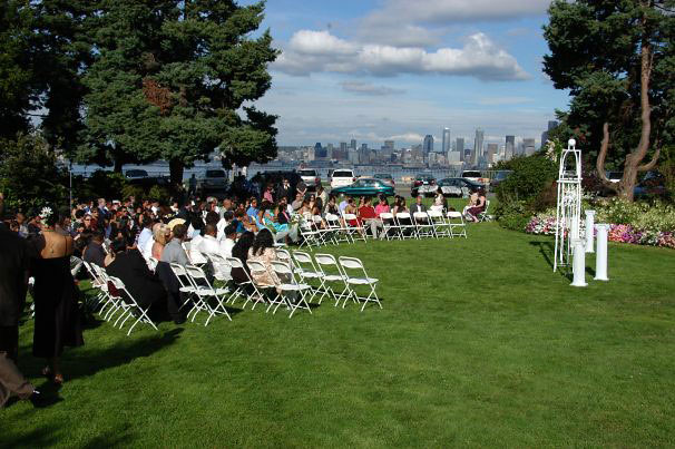 Favorite Outdoor Wedding Locations