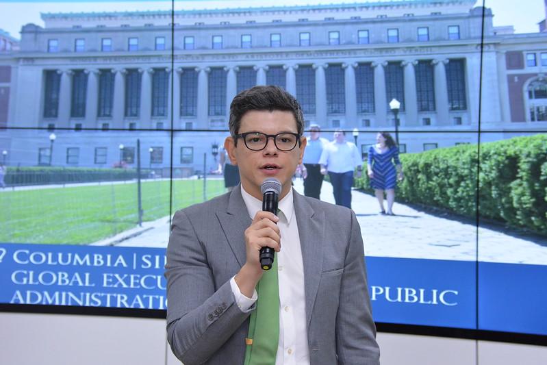 Enap promove encontro com a Universidade de Columbia